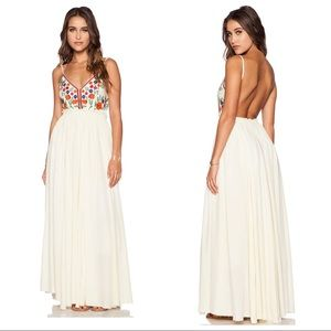NWT Raga The Isabella Maxi Dress